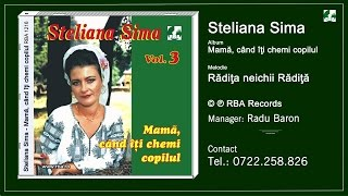 Steliana Sima -  Radita neichii Radita