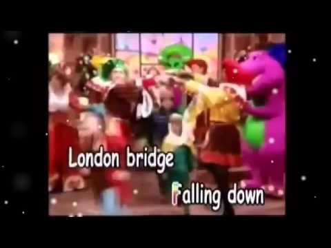 Barney: London Bridge