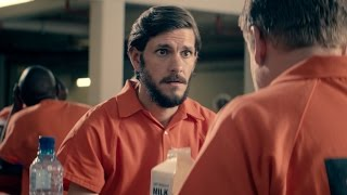 Eat your beans - The Wrong Mans: Series 2 Episode 1 Preview - BBC Two Christmas 2014