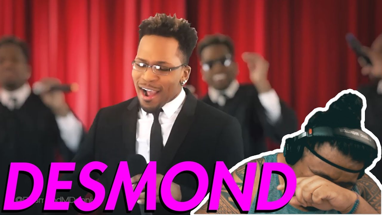 Download Desmond Dennis - Finesse by Bruno Mars [MUSIC REACTION ...