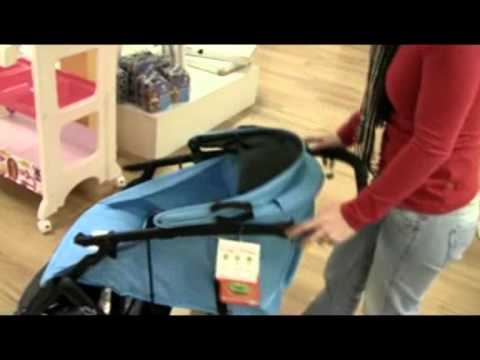 matkarattaat britax b mobile kasaaminen youtube. Black Bedroom Furniture Sets. Home Design Ideas