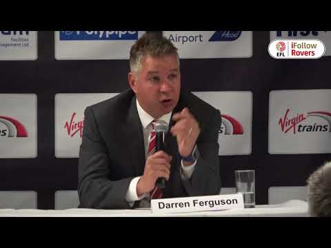 Doncaster Rovers' Meet The Owners August 2017
