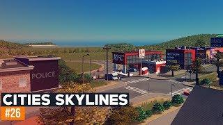Cities Skylines 2019 | #26 | Nowe rondo i kurczoki KFC