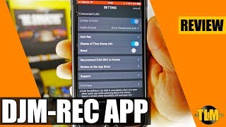 pioneer dj djm rec app review
