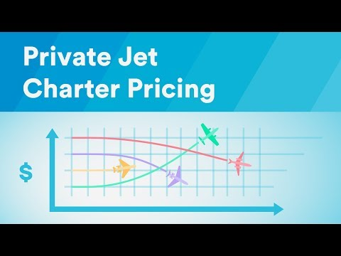 Private Jet Charter Pricing - How Much Does it Cost to Charter a Private Jet?