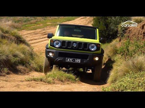 Suzuki Jimny 2019 Review