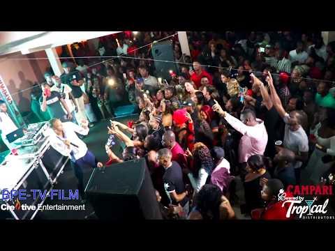 Dexta Daps live In ANGUILLA March 2 2018 BPE TV FILM