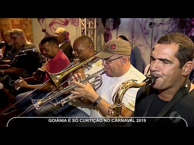 JMD (02/03/19) - Carnaval em Goiânia tem programação para todos os gostos
