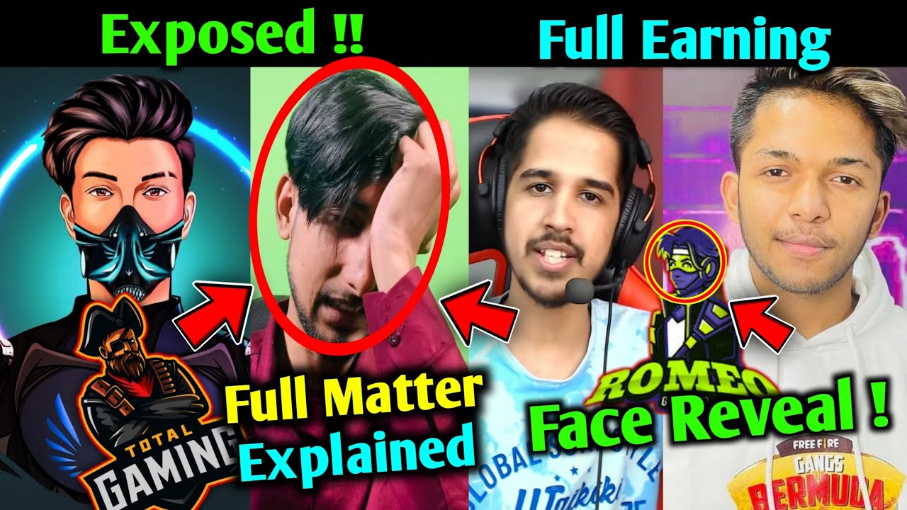 4 Unknown Vs Skylord Full Matter Explained | Total Gaming Reply 4 Unknown Matter | Lokesh EARNING