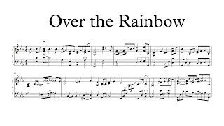 Joey Alexander - Over the Rainbow (Transcription, Revisited)