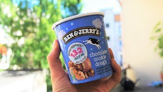 Eis-Test: Ben & Jerry's Moophoria Chocolate Cookie Dough