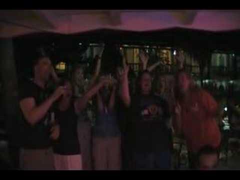 Island Beachcomber St. Thomas USVI Karaoke YMCA