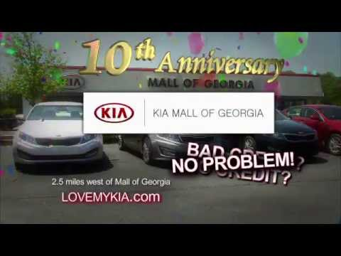Automotive Voice Over Talent   Kia Mall Of Georgia