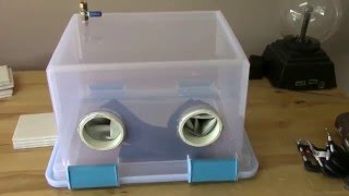 Very Simple DIY Glove Box