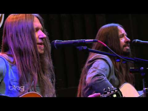 Blackberry Smoke - One Horse Town (Live in the Bing Lounge)