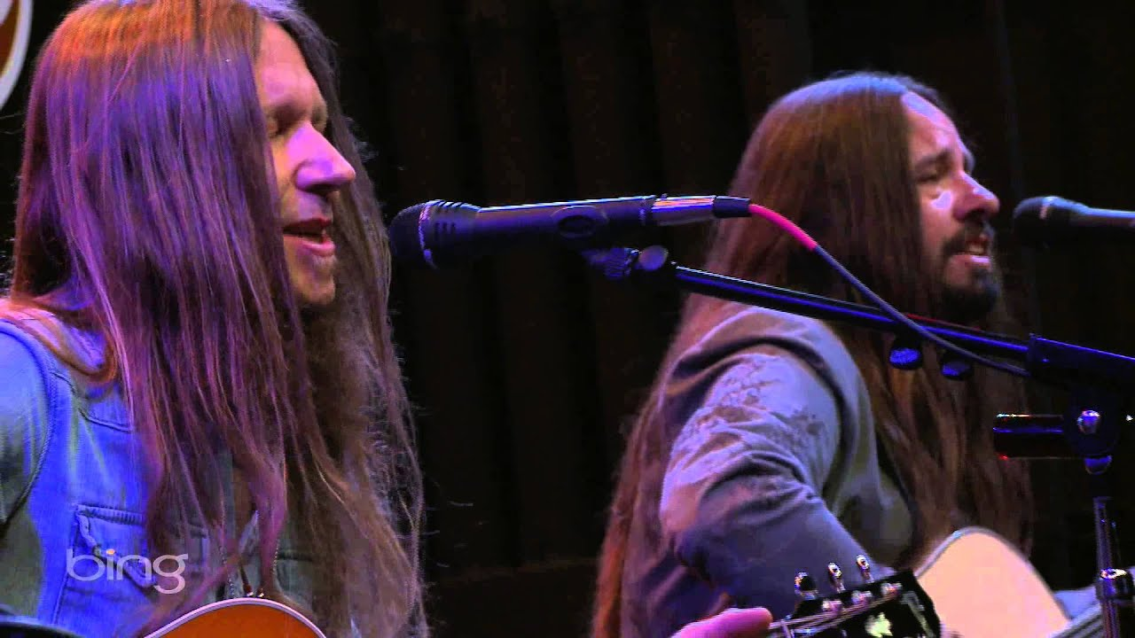 blackberry smoke one horse town live in the bing lounge youtube. Black Bedroom Furniture Sets. Home Design Ideas