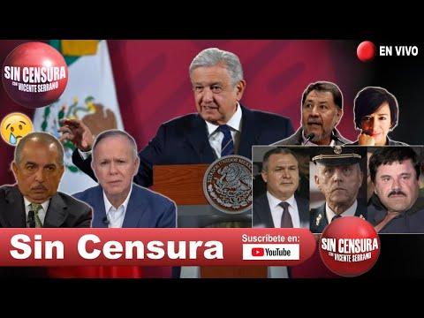 EN VIVO #AMLO #Cienfuegos #Ejercito. #CarlosMarin y #Ciro GomezLeyva defienden malandros 16/10/2020