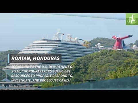 WORLD 🌎 10 Most Dangerous Cruise Ports