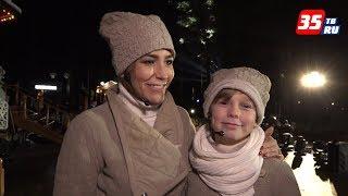 Юлия Барановская и Артем Аршавин признались, что снова поверили в сказку на Вотчине Деда Мороза