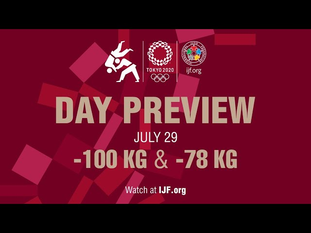 Day 6 Preview Judo - Olympic Games Tokyo 2020