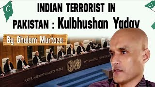 Indian Spy in Pakistan : kulbhushan jadhav - ICJ Verdict