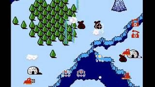 NES Longplay [845] Moero TwinBee - Cinnamon Hakase wo Sukue!