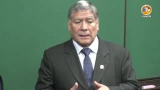 Tema: Seminario de Capacitación para las Autoridades de la UNMSM