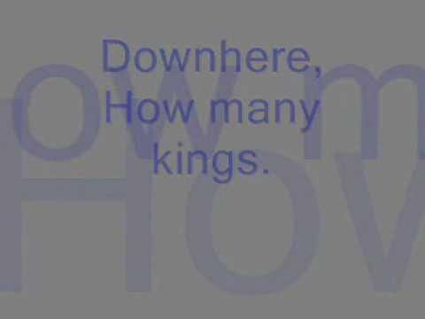 Downhere - How many kings.