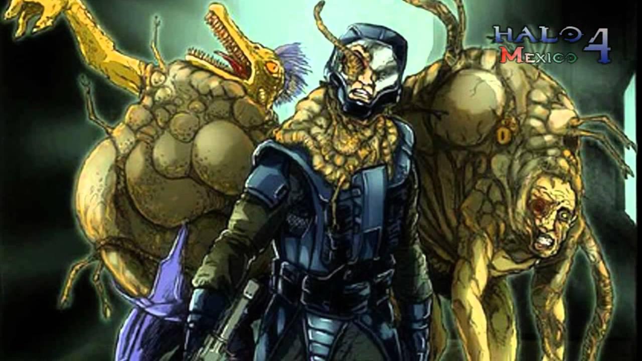 The gallery for --> Xenomorph Vs Master Chief