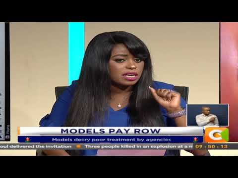 Citizen Weekend | Models Pay Row