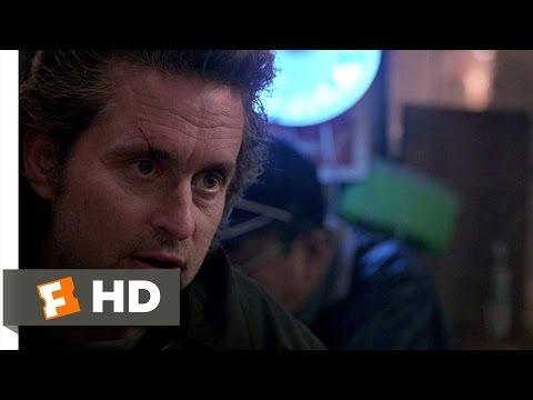 Black Rain (7/9) Movie CLIP - Did You Take Money? (1989) HD