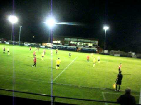 Redditch United vs Bedworth - The Redditch Dance