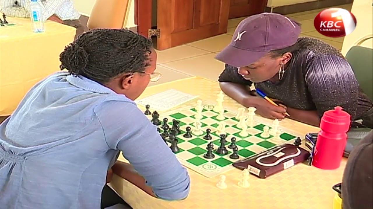Ben Magana is the 2017 Kenya national chess champion