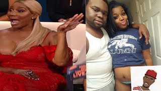 PART 1 EXCLUSIVE: NENE LEAKS sons BABY MAMA SPEAKS OUT// LIVE INTERVIEW