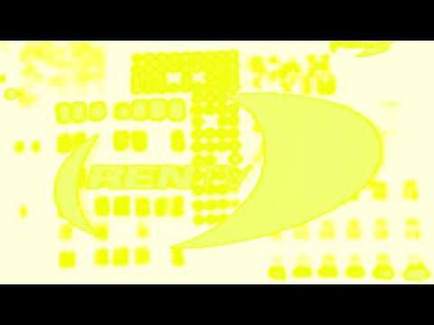 Заставка рекламы REN-TV (1997) (фрагмент) в Жёлтый аккорд
