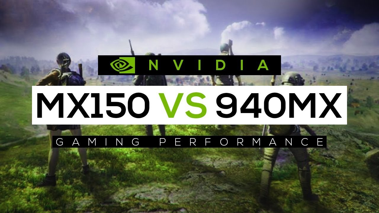 nvidia geforce mx150 vs nvidia geforce gtx 1050