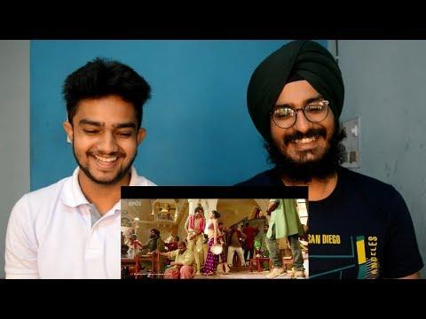 Tauba Tauba Song REACTION | Sardaar Gabbar Singh