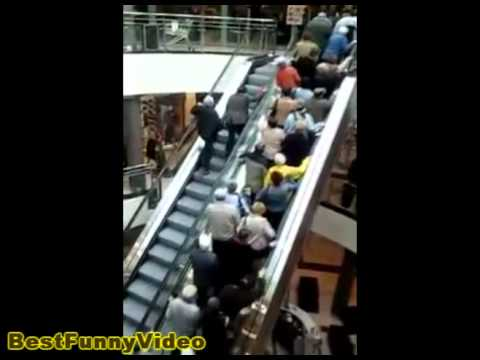 Moving Stairs Fail