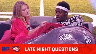 Jennifer Lopez & A-Rod 🍆 Share Pillow Talk | Wild 'N Out | #LateNightQuestions thumbnail