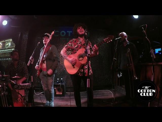 Gato Charro en directo en Cotton Club Bilbao  Mala sangre