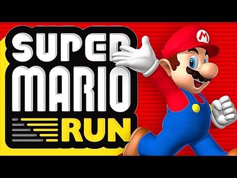 Скачать Super Mario Run для Android - Обзор игры
