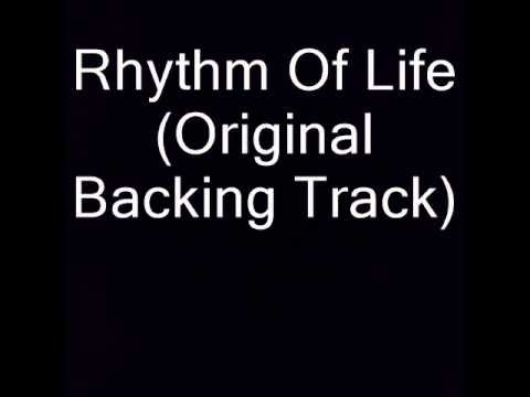 Rhythm of Life Original Backing Track
