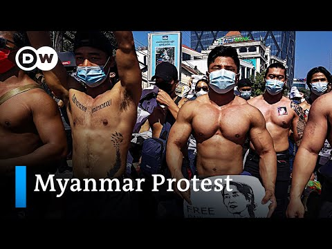 Myanmar: Military raids NLD party headquarters | DW News