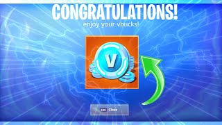 FORTNITE UNLIMITED V-BUCKS GLITCH! Season 10 Fortnite Battle Royal!