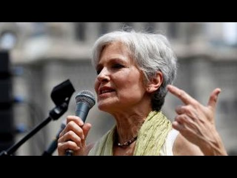 Jill Stein on third party debate shutout