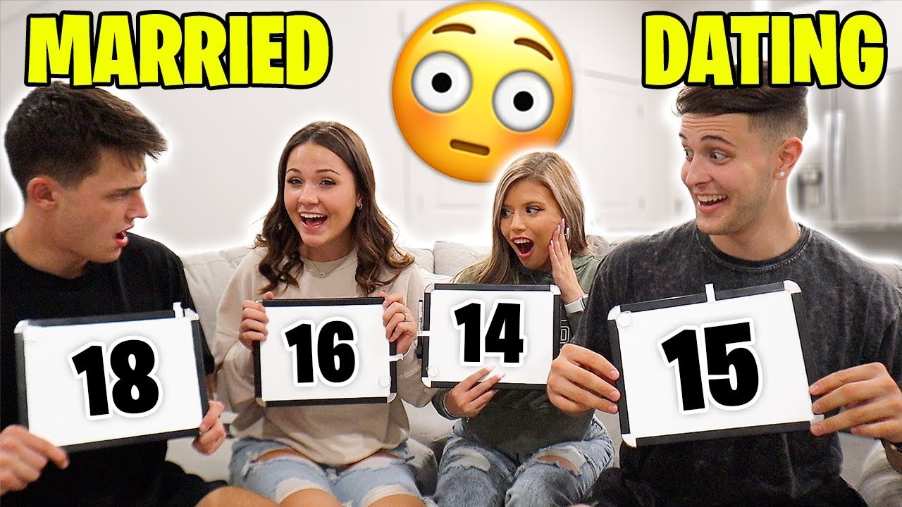 MARRIED VS DATING CHALLENGE!