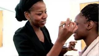 dark skin makeup tutorial pt1 smokey eyes