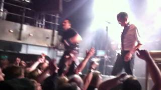Nitzer Ebb vs. Die Krupps - The Machineries of Joy (Live Gothenburg 2011)