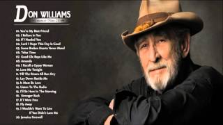 Don Williams Greatest Hits - Best Of Songs Don Williams (MP3 / HD)