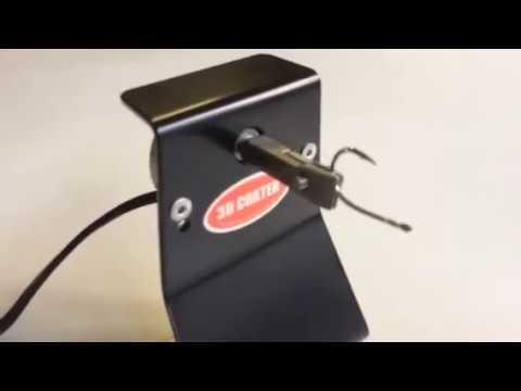 アシストフック自作に  モーター回転バイス 3Dコーター
